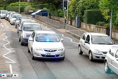 Vauxhall Astra Clarkston 2013 (seifracing) Tags: rescue fire scotland europe britain scottish police vehicles british emergency polizei spotting services policia strathclyde brigade polizia ecosse seifracing