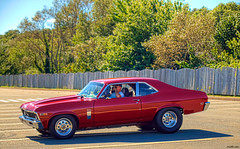 1969 Chevy Nova SS (kenmojr) Tags: auto classic chevrolet 1969 nova car vintage bedford automobile novascotia antique ss chevy transportation vehicle carshow memorylane