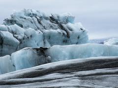 Jkulsrln Floating Icebergs (Dell's Pics) Tags: sky cloud lake ice water floating olympus lagoon glacier iceberg icebergs omd jkulsrln em5