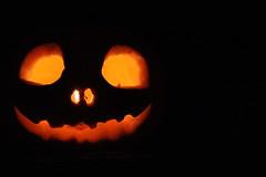 Jack the 5th (cMonk3y) Tags: light halloween smile pumpkin jack fire licht feuer krbis buuh