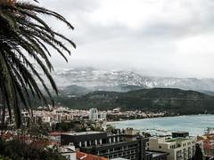 First Snow in Montenegro, 2013 (Alice.Svane) Tags: snow mountains nature marina montenegro adriaticsea