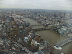 A trip to The Shard (erintheredmc) Tags: from travel bridge house building london eye tower tourism church saint by thames skyline modern floors river temple big globe europe european view cross cathedral ben tate erin walk top district piano parliament millenium pauls somerset victoria tourist millennium queen adventure queens master architect wellington western charing blackfriars kensington 69 shard financial gherkin 72 bt oval southwark lambeth renzo mccormack bankside unilever 68 tallest designed embarkment cathdral walkie talkie uploaded:by=flickrmobile flickriosapp:filter=nofilter
