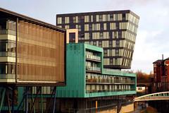 (Delay Tactics) Tags: architecture river apartments riverside sheffield north bank explore flats don