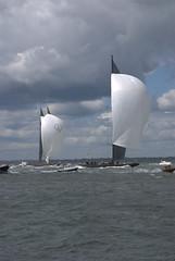 J Class (wightbern) Tags: nikon sailing sails racing isleofwight solent regatta 70300mm cowes velsheda d40x jclassyachtregatta