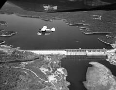 Bagnell Dam (MSA) (MissouriStateArchives) Tags: water dam missouri hydroelectric missourihistory
