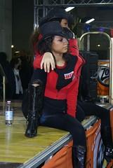 dsc09856 (themax2) Tags: girls bike expo boots verona motor tight 2009 leggings promotora motorbikeexpo