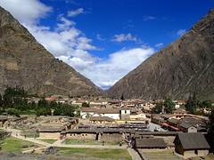 Ollanyaytambo, Peru