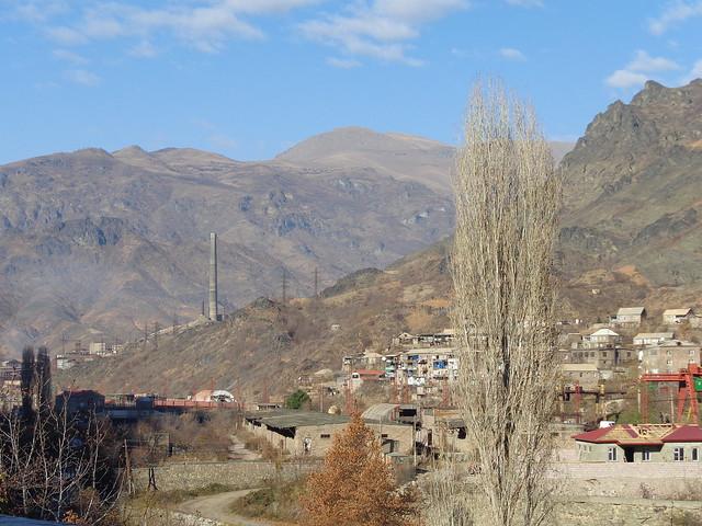 Rodamundos: Armenia, o el pais de las monta�as rusas.