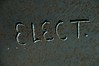 ELECT. (faungg's photos) Tags: metal iron elect 铁 字母 金属 lettlers