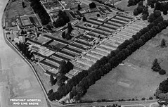 Frenchay Hospital, Bristol (robmcrorie) Tags: world usa history hospital bristol war britain patient health national doctor american nhs second service medicine british nurse ward clinic healthcare development disease tb illness institution tuberculosis frenchay