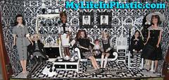 MyLifeInPlastic.com Doll Diorama Cabinets of Wonder (MyLifeInPlastic.com) Tags: fashion alan doll dolls display furniture ken barbie skipper poppy nippon dolly fr scenes royalty mattel parker diorama cabinets dollhouse midge misaki