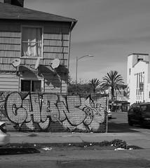 Chan (Eduardo Soriano-Castillo) Tags: graffiti oakland chan bayarea eastbay throwups fills throws throwies oaklandgraffiti eastbaygraffiti bayareagraffiti february2014