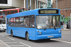 Discount Travel Solutions R935FOO (Will Swain) Tags: uk travel england west bus london buses discount birmingham britain transport may solutions stagecoach midlands 2014 34035 r935foo