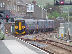 153369 & 150104 depart Penzance (Marky7890) Tags: fgw 150104 153369