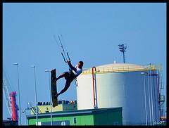Arbeyal 15-Mayo 2014 (6) (LOT_) Tags: kite beach wind lot asturias viento spot kiteboarding kitesurfing gijon jumps arbeyal element3 switchkites asturkiters nitro3