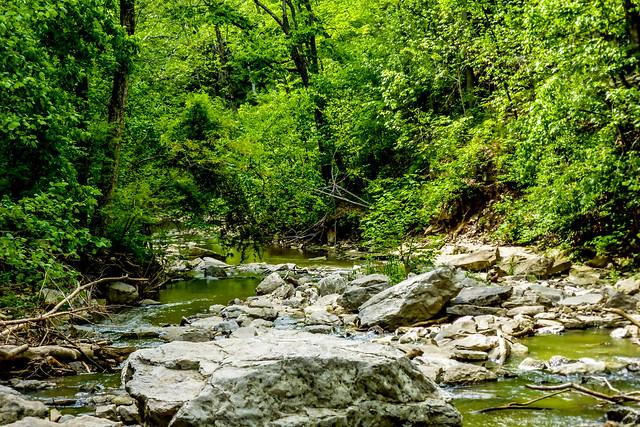 McCormick's Creek State Park - May 24, 2014
