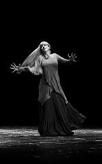 Dancing III (errenne) Tags: shadow portrait blackandwhite music woman donna dance women dancers dancing danza ombre musica chiaroscuro flamenco biancoenero monza binario7