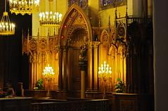 Chartres, France, Cathédrale (jlfaurie) Tags: france cathedral catedral cathédrale chartres gotique mechas gotic vitraux religieux gotica artreligieux jlf vitrales jlfaurie jlfr mpmdf