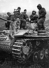 "Panzer III with crew • <a style=""font-size:0.8em;"" href=""http://www.flickr.com/photos/81723459@N04/14625931992/"" target=""_blank"">View on Flickr</a>"
