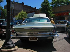 '64 CHRYSLER 300 (richie 59) Tags: street summer people usa ny newyork cars hardtop car america outside us village unitedstates antiquecar upstate upstateny chrome upstatenewyork newyorkstate chrysler 300 oldcar automobiles carshow taillights nys backend nystate chrysler300 hudsonvalley 2014 greencar saugerties bigcar americancar motorvehicles ulstercounty uscar midhudsonvalley ulstercountyny saugertiesny fullsizecar 1960scar 2010s openhood oldchrysler twodoorhardtop sawyermotorscarshow 1964chrysler 1964chrysler300 chryslerhardtop richie59 july2014 july62014 2door2door hardtoptwodoor bigchrysler