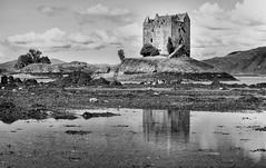 Castle Stalker.Scotland . (AlanHowe :)) Tags: castle stalkerscotland
