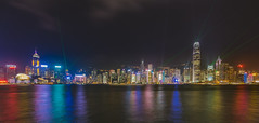 Symphony of Lights (alexhfotoblicke) Tags: hongkong symphonyoflights nikond750 city world victoriaharbor night laser