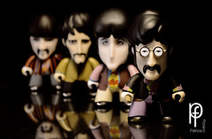 The Beatles (-Patt-) Tags: toys collection juguetes figurasdeacción actionfigures paul john ringo george mccartney lennon harrison starr fabfour fab4 jeremy jeremyhillaryboob yellowsubmarine submarinoamarillo