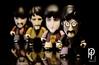 The Beatles (-Patt-) Tags: toys collection juguetes figurasdeacción actionfigures paul john ringo george mccartney lennon harrison starr fabfour fab4 jeremy jeremyhillaryboob yellowsubmarine submarinoamarillo