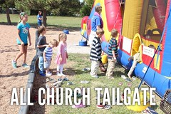 Yes! We will have inflatables for both kids and students (or the kid at heart)! Join us this Sunday for our All Church Tailgate. redemptionokc.com #tailgate #edmond #edmondok #okc (rcokc) Tags: yes we will have inflatables for both kids students or kid heart join us this sunday our all church tailgate redemptionokccom edmond edmondok okc