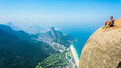 DSC_6062-3 (sergeysemendyaev) Tags: 2016 rio riodejaneiro brazil pedradagavea    hiking adventure best    travel nature   landscape scenery rock mountain    high green   summit tranquil serenity