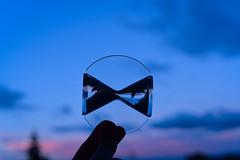 Hourglass (azyef94) Tags: hourglass sanduhr photography colors sky exploring