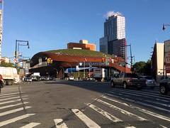 Barclays Center in Brooklyn (Fuyuhiko) Tags: barclays center brooklyn   new york ny    us