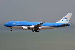 "KLM PH-BFV ""Vancouver"" (Howard_Pulling) Tags: hongkong airport hk china howardpulling nikon d7200 camera picture transport asia"