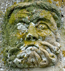 South Moreton, Oxfordshire (Sheepdog Rex) Tags: stjohnthebaptistchurch southmoreton greenman