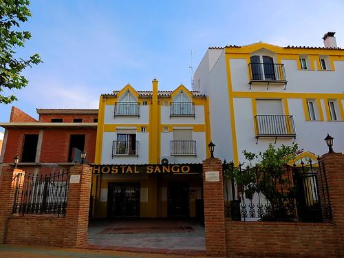 <Hostal Sango> Alozaina (Málaga)