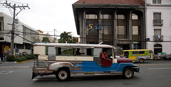 HL8A3933 (deepchi1) Tags: manilla phillippines asia pacific islands urban city jeepneys taxis jeeps traffic