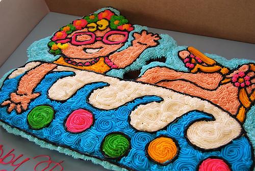325-polkatots cupcake cakes