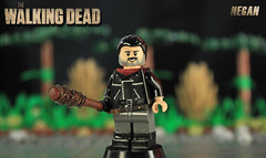 Custom LEGO The Walking Dead   Negan (LegoMatic9) Tags: negan the walking dead lego