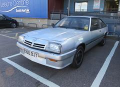 1984 Opel Manta 1.8S Berlinetta (Spottedlaurel) Tags: opel manta berlinetta