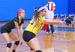 IMG_10435 (SJH Foto) Tags: girls volleyball high school lampeterstrasburg lampeter strasburg solanco team tween teen east teenager varsity bump