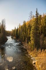 2016-10-17_09-05-08 (gennadiy.troitskiy) Tags:      ru russia krasnoyarskiykray siberia nature forest river autumn colors