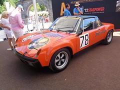 VW Porsche 914 (911gt2rs) Tags: event meeting show motorsport racing targa rennsport jägermeister orange widebody breit youngtimer