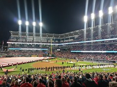 20161014_195135_Richtone(HDR) (reddawg5357) Tags: progressivefield clevelandindians cleveland clevelandohio chiefwahoo alcs indians tribetown tribetime mlb baseball bluejays