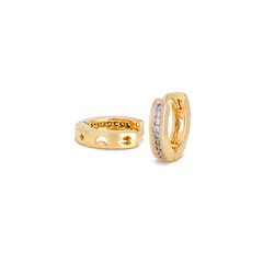 Brinco Carf Semijoias (r.beck) Tags: semijoias jóia carf limeira still brinco anel corrente colar ouro cordão folhado pedras 18k