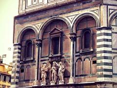 #Italia #Italy #Toscana #tuscany #Firenze #Florence #battistero #particolare #zoom #battesimo di Ges (Infinite Seeker) Tags: battistero zoom italia battesimo florence italy toscana tuscany particolare firenze