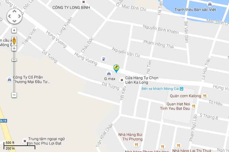 Khai trương siêu thị Điện máy XANH Móng Cái, Quảng Ninh