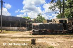 Rendeng 8 / Gendis manis, GOndang Sugar Mill (My Art Photography) Tags: gondang baru sugar mill klaten central java indonesia locomotive steam
