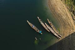 Beautiful Bangladesh (Omar Faruk.bd) Tags: asia asian bangladesh bangladeshi chittagong rangamati color women village hiltrack 4 blue green river riverbangladesh beautifullbangladesh bangladeshiriver fourboat people