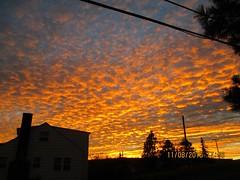 IMG_1046 (StormJunkie2015) Tags: sunset sky skies cloudss weather oregon meteorology klamathfalls