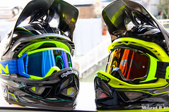 D3 vs D3 (iron_rider) Tags: d3 helmet carbon speed wing pinstripe